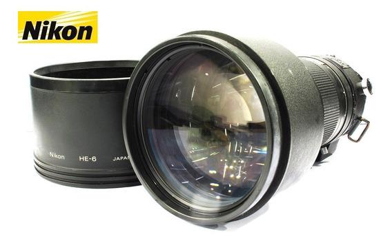 Lente Nikon 300mm 2,8 D Ed Nikkor Af