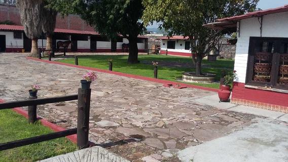 Casa De Campo En Querétaro.