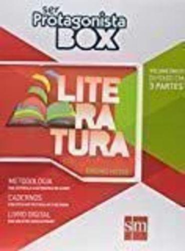 Ser Protagonista Literatura Box Completo 5 Vol