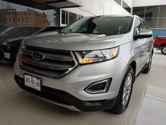 Ford Edge 2017 Sel Plus 2.0t Ecoboost