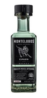 Mezcal Montelobos Espadín Artesanal 750 Ml