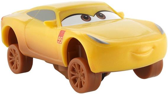 Mattel Cars 3 Cruz Ramirez Ruedas De Acción Crazy Crashes