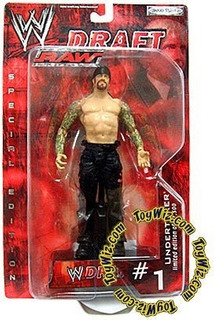 Wwe Jakks Pacific Wrestling Action Figure Raw Draft