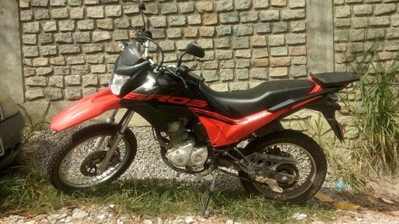 Honda Nxr Bros 160 Es/flex