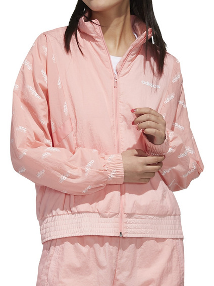 Campera Rompeviento adidas Moda W Favorites Mujer Rv/bl