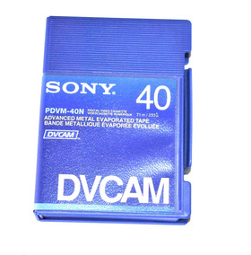 Sony Fita Dvcam Pdvm-40n