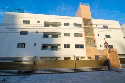 Apartamento Nos Bancários Com 53m², João Pessoa - Pb V-5234