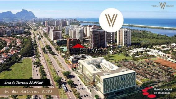 Apartamento - Barra Da Tijuca - Ref: 561 - V-561