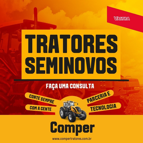 Tratores Seminovos New Holland