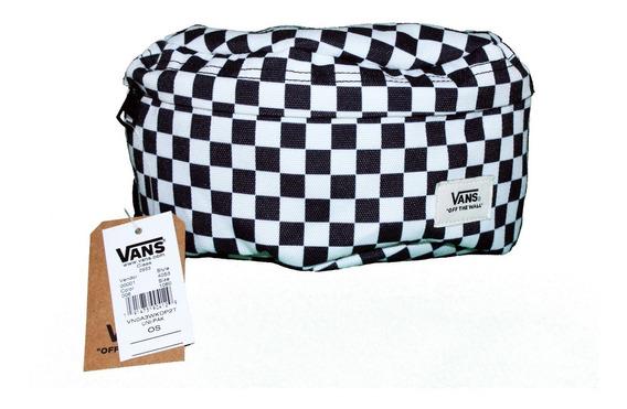 Cangurera Vans Checkered Fanny Pack Ajedrez Urban Beach