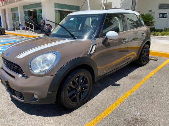 Mini Countryman 1.6 S Salt At 2013