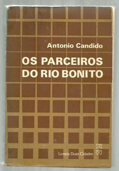 Os Parceiros Do Rio Bonito - Antonio Candido