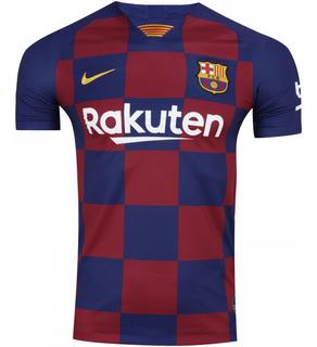 Nova Camisa Do Barcelona 2019 - Original - Torcedor