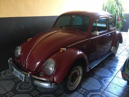 Imagem 1 de 5 de Volkswagen Fusca