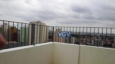 Cobertura Residencial À Venda, Vila Da Saúde, São Paulo - Co0040. - Co0040