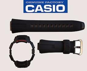 Kit Bezel E Pulseira Casio Gw-300 Gw-330 Gw-301 G-shock