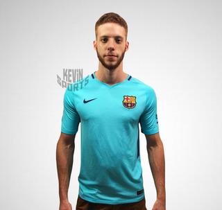 Camisa Original Barcelona Ii - Modelo Torcedor-2017/2018