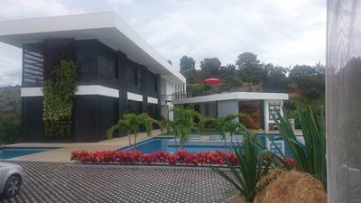 Espectacular Mansion En Anapoima Cund