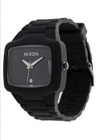 Relogio Nixon Rubber Player