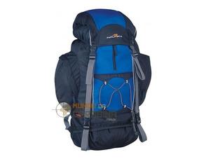 Mochila Montanhes 70+10l Azul/preto - Nautika