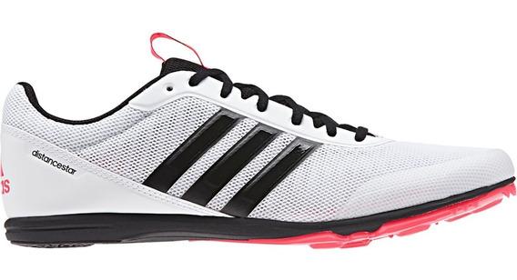 Sapatilha Atletismo Fundo Corrida Longa adidas Distancestar