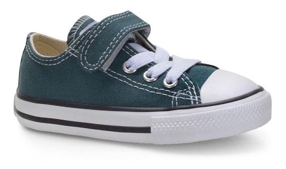 Tênis Converse All Star Verde Ck08150003 Original C/nf