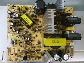Placa Da Fonte Mini System Toshiba
