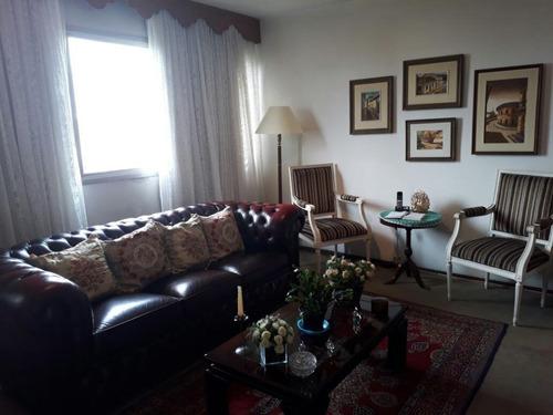 Imagem 1 de 17 de Apartamento Com 3 Dormitórios À Venda, 141 M² Por R$ 650.000,00 - Mooca - São Paulo/sp - Ap3840