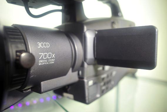Filmadora Panasonic Full Hd Ag-hmc 70 - Ñ É 7 8 80 90
