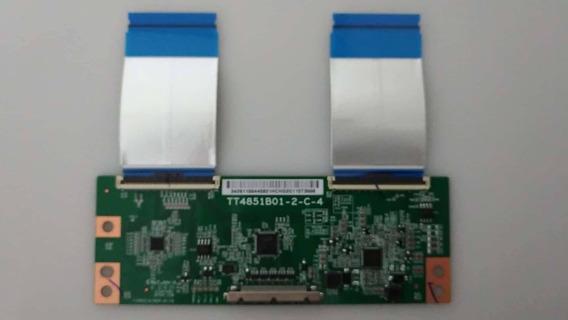 Placa T-com Tcl 49l2600   Philco Ptv49e68   Tt4851b01-2-c-4