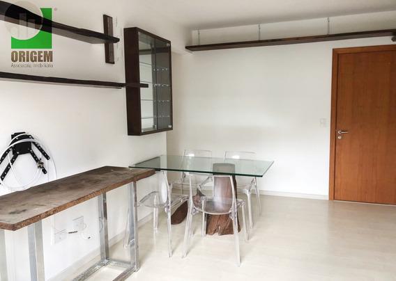 Apartamento Para Venda, 2 Dormitórios, Loteamento Montparnasse - Almirante Tamandaré - 1562