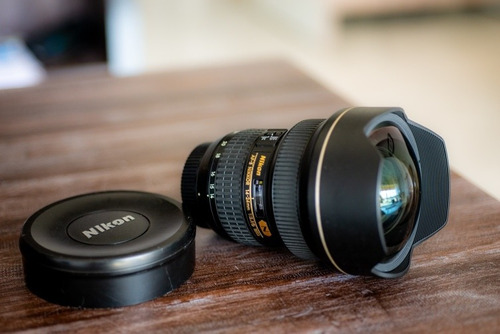 Lente Prime 14 24 Nikon.. Linda Estado De Nova.