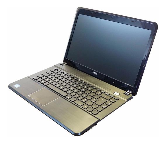 Note Cce Core I3/4gb/500gb/cam/dvdrw/14/windows 8 Liso