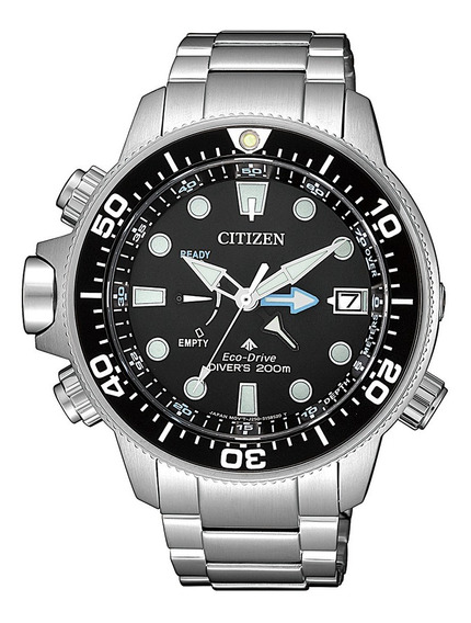 Reloj Citizen Hombre Promaster Eco-drive Aqualand Bn203185e