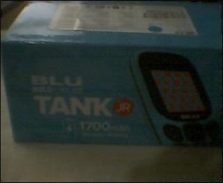 Cell Blu Tank Jr Para Repuesto O Reparar