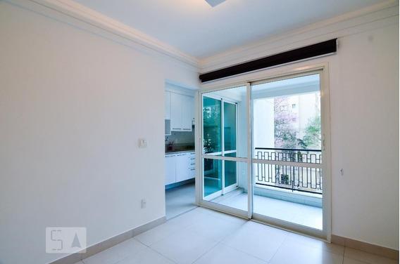 Apartamento No 2º Andar Com 2 Dormitórios E 2 Garagens - Id: 892951829 - 251829