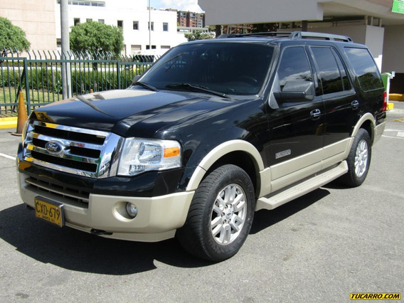Ford Expedition Eddie Bauer At 5400cc Aa 4x4