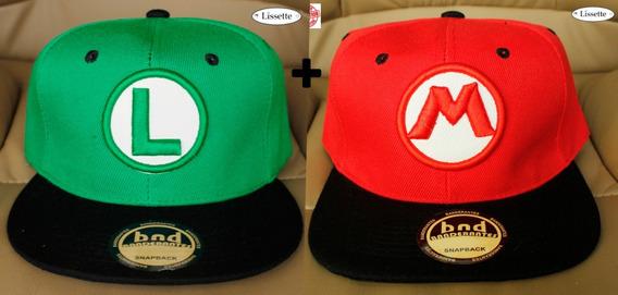 Mario Bros + Luigi Nintendo Gamer Promocion