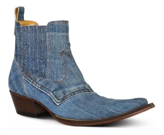 Bota Masculina Jeans Silverado Country /2871