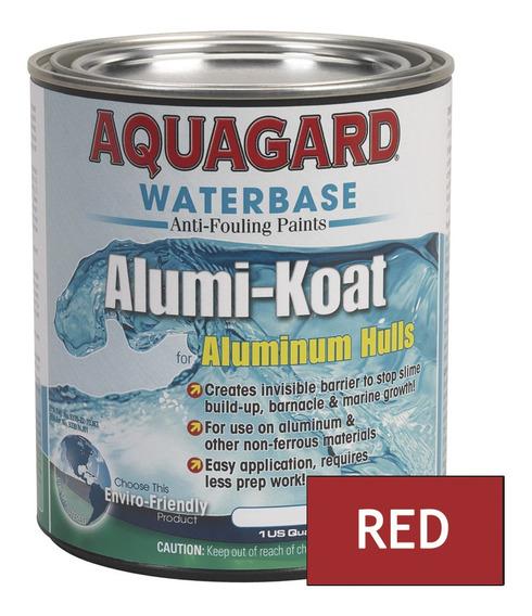 Aquagard Ii Alumi-koat - Base De Agua Antiincrustante (1 L),
