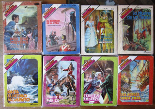 Novelas Inmortales 80 Revistas Serie 100 30.00 C/u