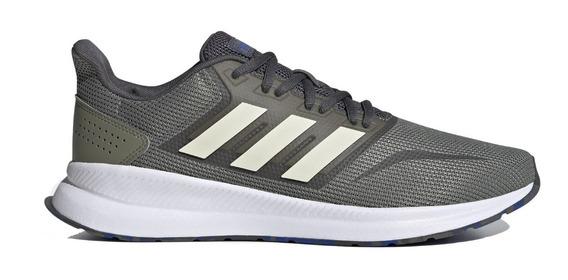 Zapatillas adidas Runfalcon Running Ver/azu De Hombre