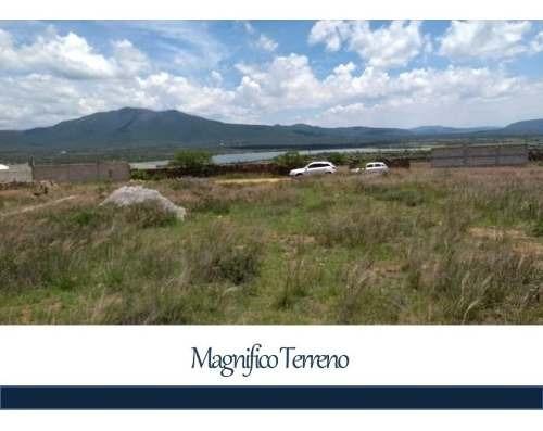 Terreno En Tequisquiapan (frente A La Presa De Tequisquiapan