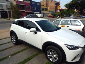 Alquiler Mazda Cx3 Blanco - 2017