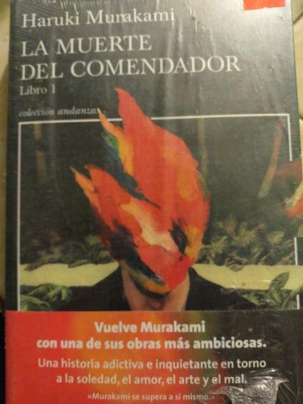 La Muerte Del Comendador Haruki Munakami Original Envío Grat