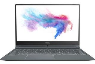 Ultrabook Msi Modern I7 10ma 8gb Ssd512 14 Mx330 1,2kg Alum