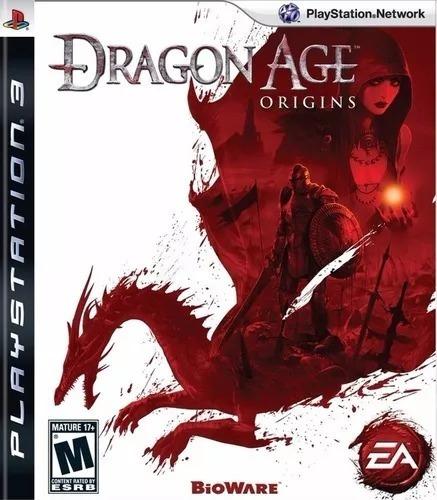Dragon Age Origins Ps3 Original Envio Imediato Psn!