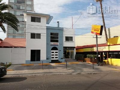 Edificio En Renta X El Parque Guadiana
