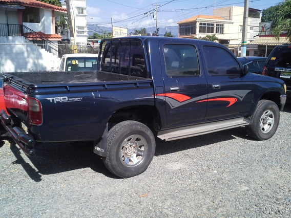 Toyota Hilux Diesel 4x2 Doble Cabina Excelente
