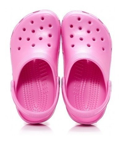 Crocs Originales Classic Adulto Party Pink